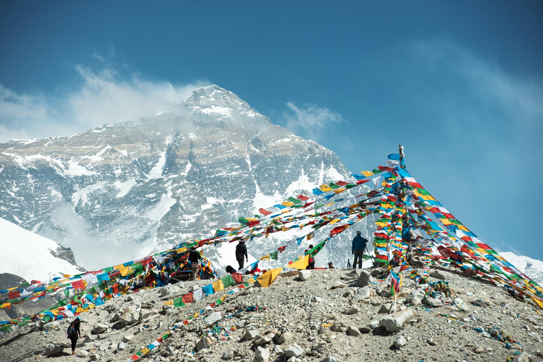 Everest Base Camp Trek - Charity Trek | Dream Challenges
